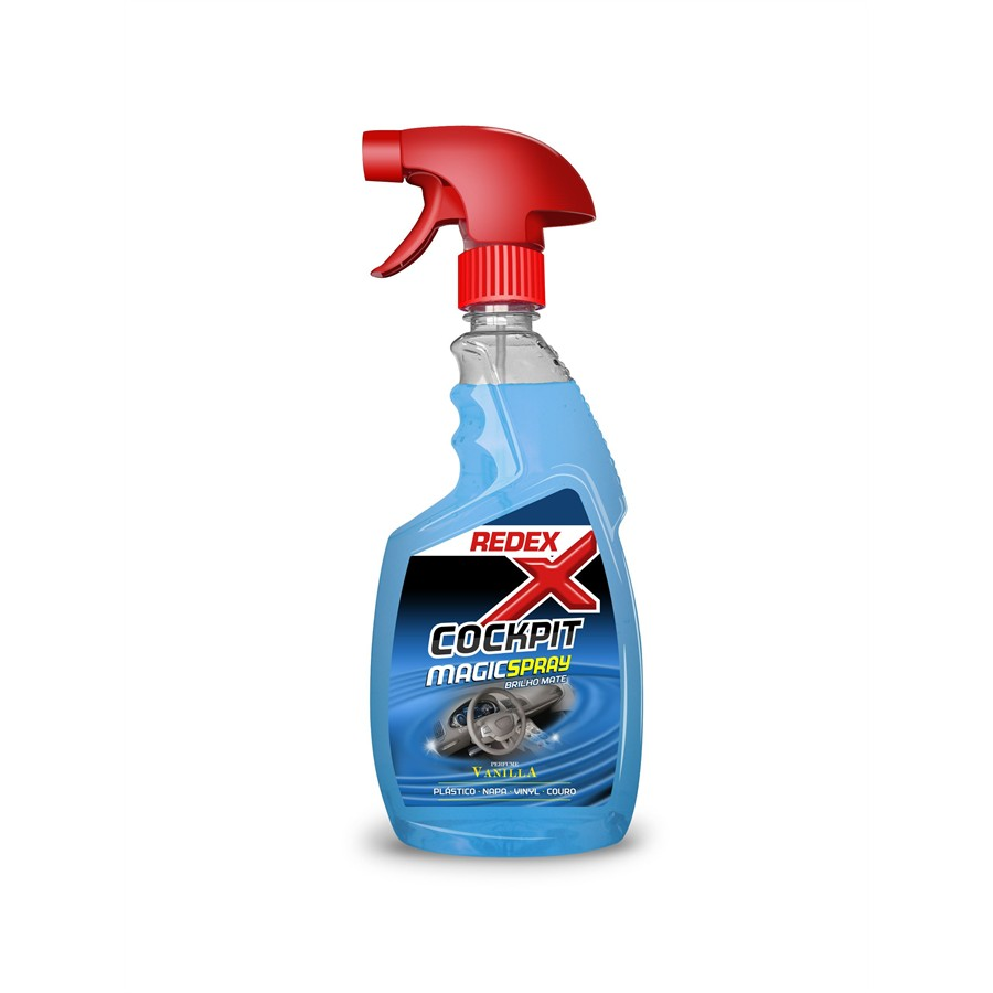 Cockpit magic  spray 500ML Redex