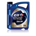 Óleo de motor de motor ELF Evolution Full-Tech 5W30 5 L